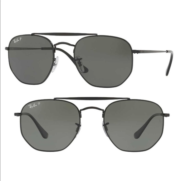ddb79f94392 NEW    Ray-Ban Marshal Polarized Sunglasses